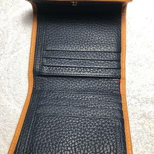 Dooney & Bourke Bags - Dooney and Bourke pebble grain wallet (small)